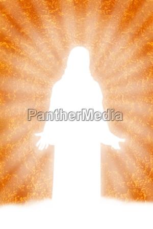 religion religioso pensar semana santa ilustracion