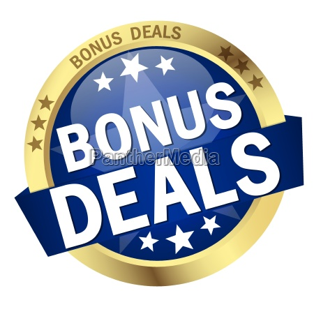button with banner bonus deals