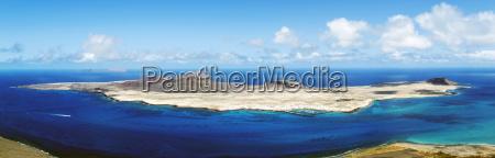famoso canario isla canarias de agua