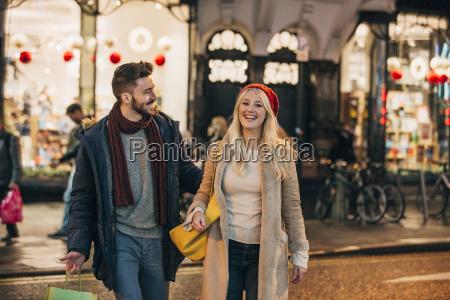 compras de pareja de navidad