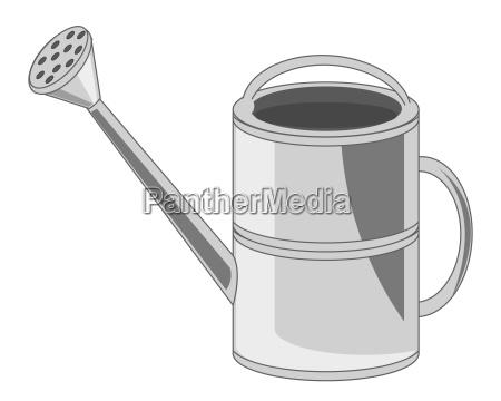 objeto instrumentos jardin agua de agua