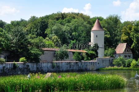 ciudad baviera alemania ver medieval