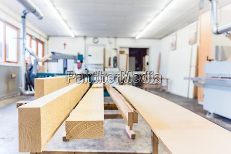 taller de un carpintero o carpintero
