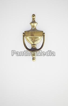 golden door knocker