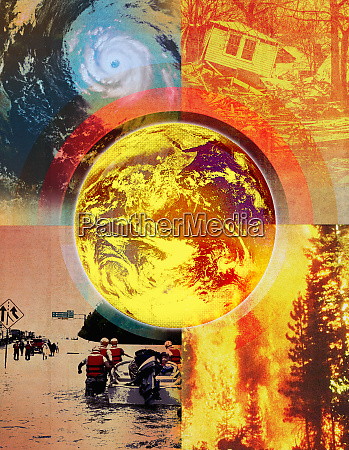 climate change and environmental disasters