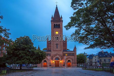 st paul church in copenhagen denmark