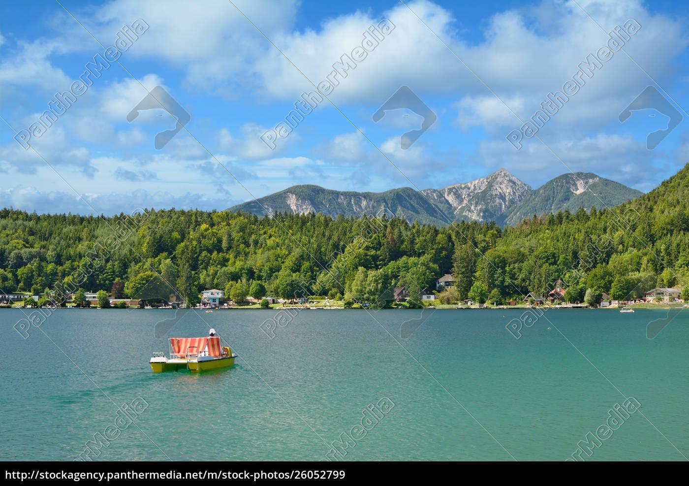 en, el, lago, klopeiner, ver, en - 26052799