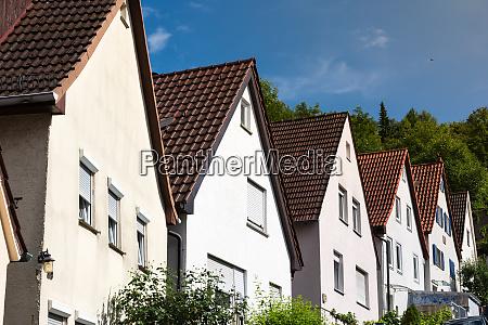 german neighborhood residential homes arquitectura european