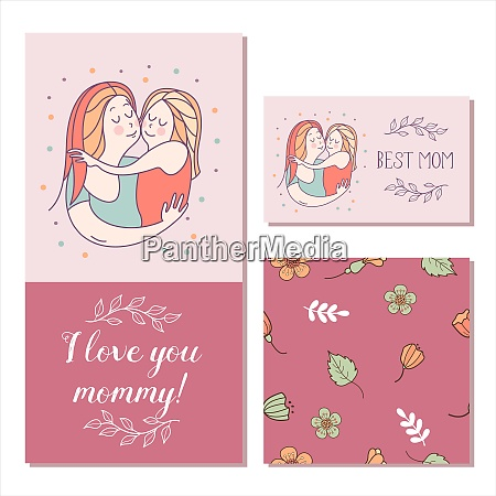 greeting card motherrsquos day the best