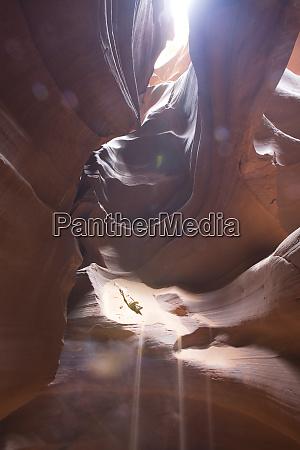 usa arizona page antelope canyon