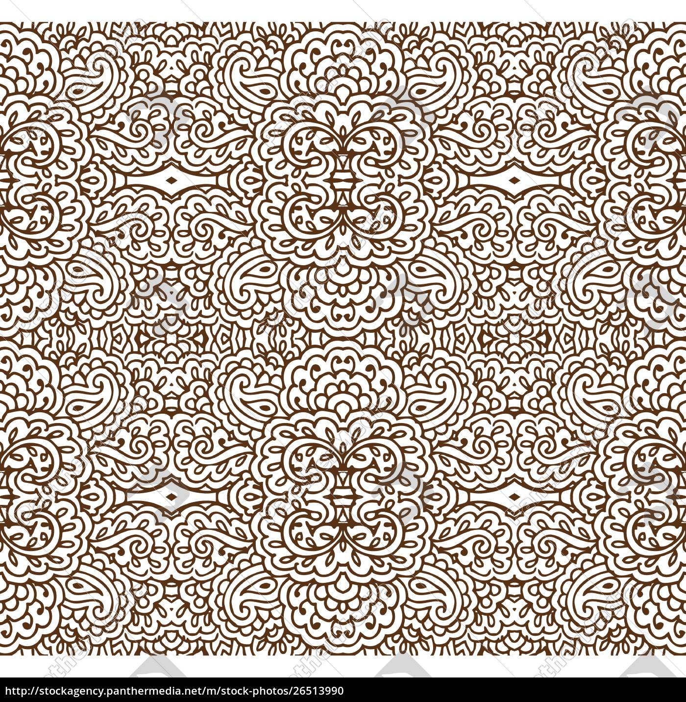 patrón, de, papel, tapiz, sepia, sin - 26513990
