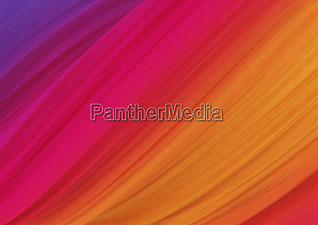 gradiente de color de marco completo
