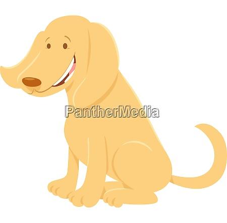 personaje animal de dibujos animados de
