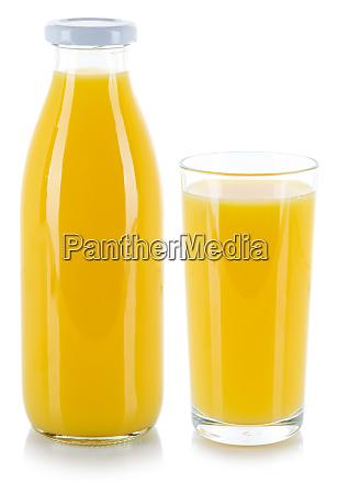 bebida de zumo de naranja en