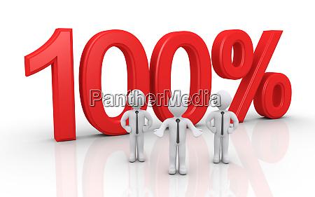 el equipo ofrece exito al 100