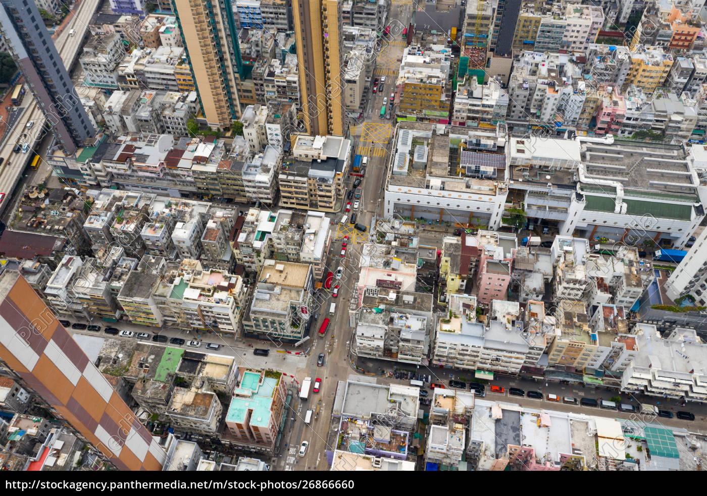 kowloon, city, hong, kong, 03, abril, 2019: - 26866660