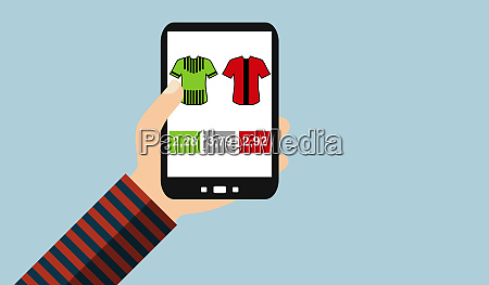 smartphone soccer betting flat
