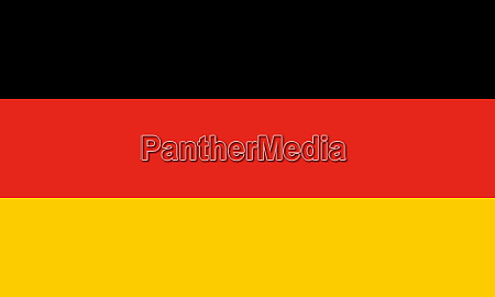 high res german flag of germany