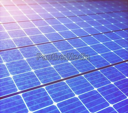 panel solar energia renovable ecologica