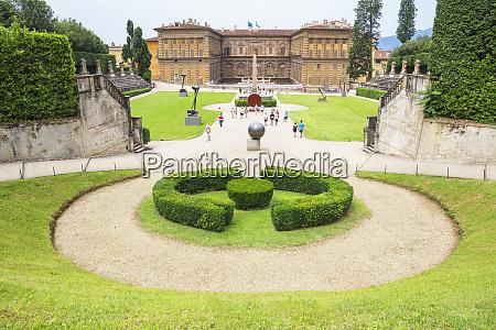 pitti palace and garden florence tuscany