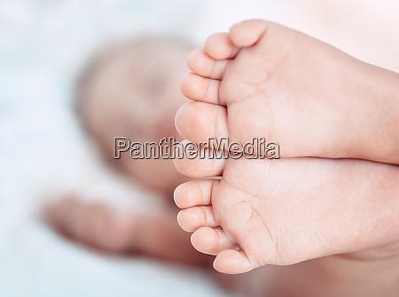 adorables pies de bebe
