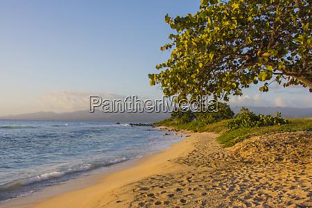 cuba sancti spiritus province trinidad beach