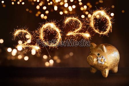 felicitaciones de anyo nuevo 2020