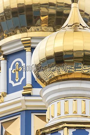detalle, de, la, cúpula, iglesia, ortodoxa, rusa, odessa, ucrania. - 27684941