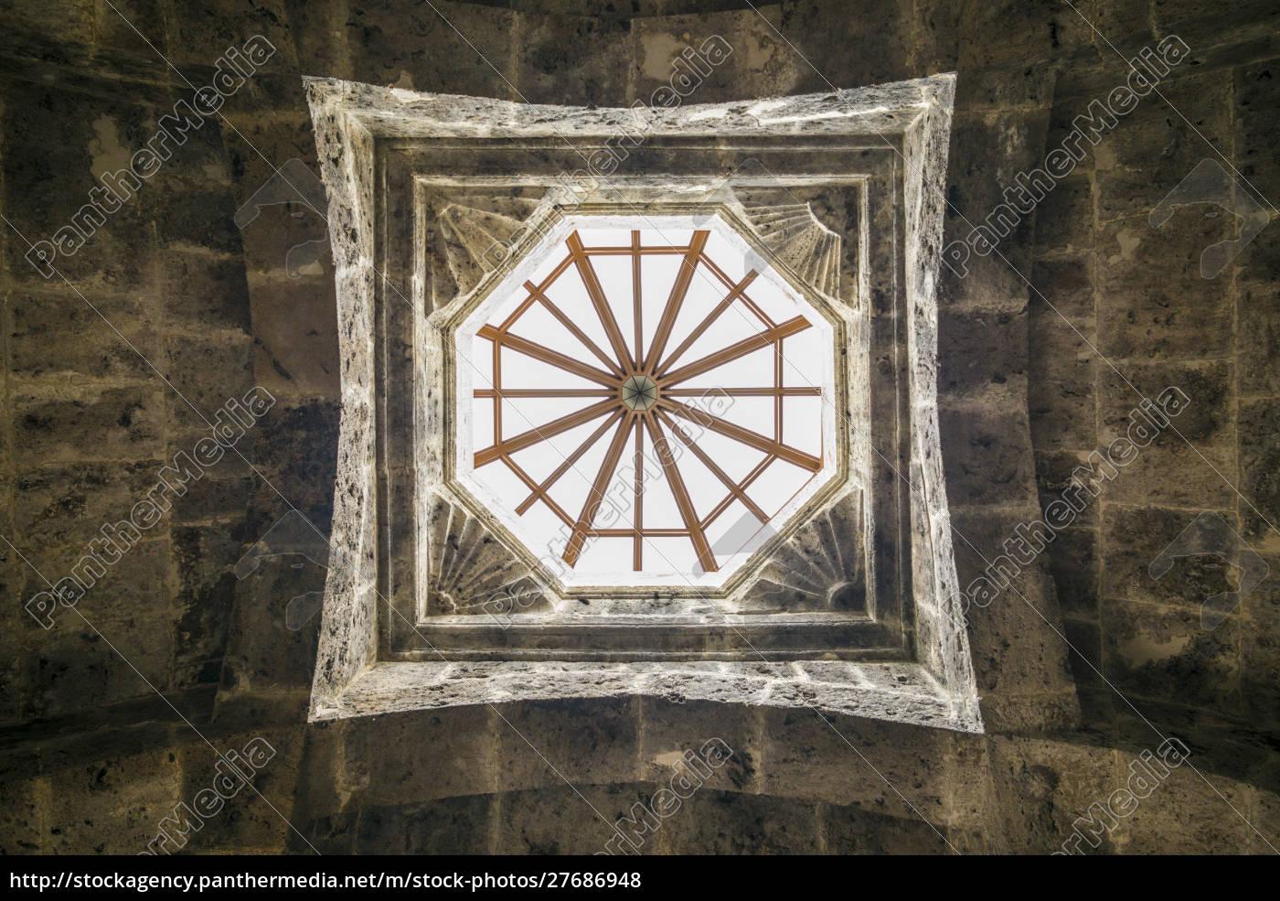 armenia, haghartsin., interior, del, monasterio, de, haghartsin, siglo - 27686948