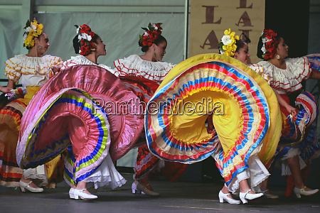 usa oregon portland ballet folklorico mexico