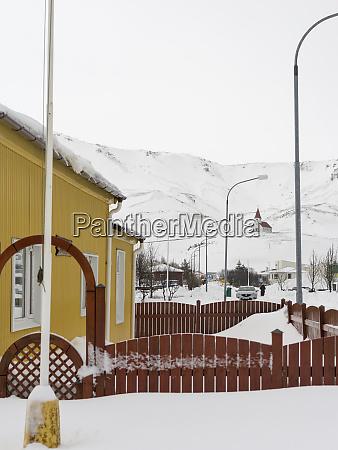 casas tradicionales en vik y myrdal