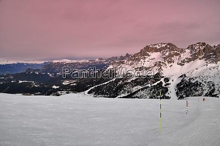 esqui ensouthern tirol