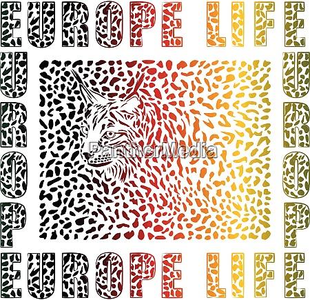 vida multicolor salvaje en europa
