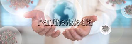 pandemia de infeccion por virus