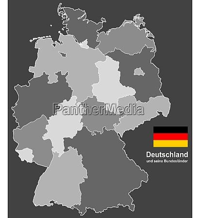 alemania y estados federales