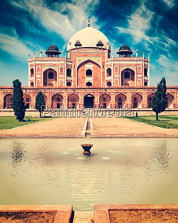 humayun's, tomb., delhi, , india - 28471599