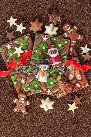 deliciosos chocolates para navidad