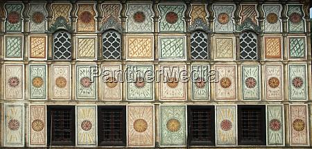 mezquita pintada de aladza tetovo macedonia