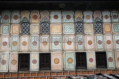 aladza pinto mezquita tetovo macedonia