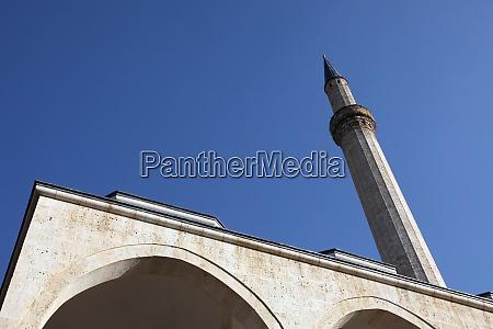 mezquita de sinan pasha prizren kosovo