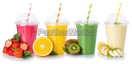 jugo, de, fruta, fresca, smoothies, naranja - 29035702