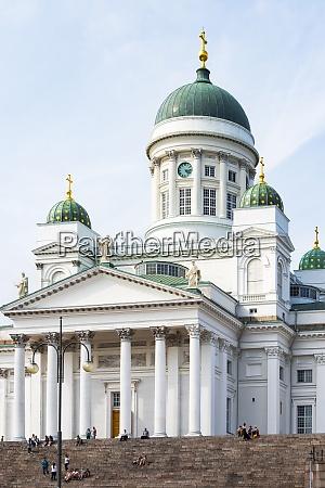 finlandia helsinki catedral de helsinki