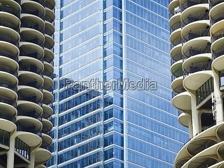 estados unidos illinois chicago marina city
