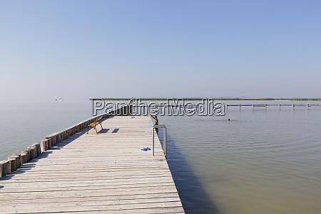 austria burgenland lago neusiedl zona de