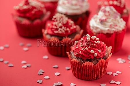 pastel de amor dia de san