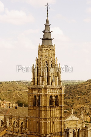 catedral en una ciudad catedral de