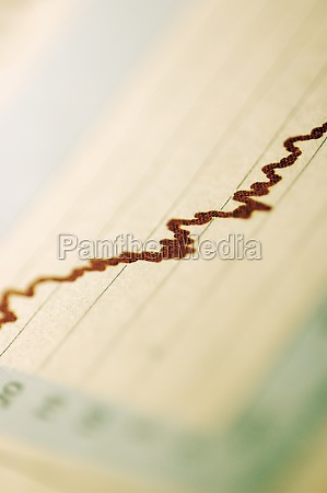line, graph, on, paper - 29568928
