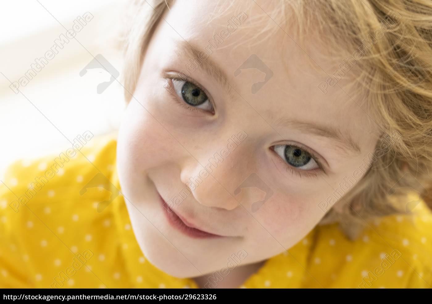 portrait, of, smiling, boy, (6-7) - 29623326