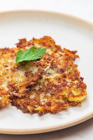 bodegón, de, panqueques, de, patata - 29625726