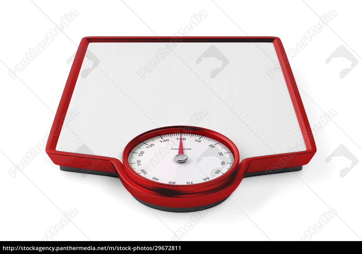 escala, de, peso, analógica - 29672811